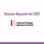 bourse Imperial College Business School