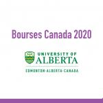 bourse University of Alberta