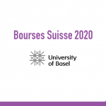 bourse University of Basel