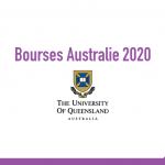 bourse University of Queensland
