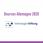 bourse Volkswagen foundation