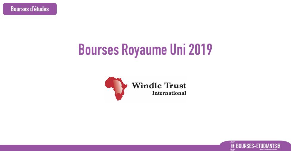 bourse Windle Trust International