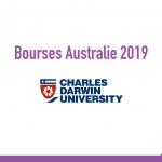 bourse charles darwin university