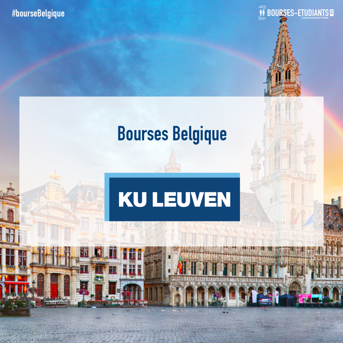 Ku Lueven University Scholarship