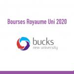 bourse Buckinghamshire New University