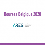 bourses ares