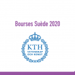 bourse-etudes-suede-2020-kth-royal-institue-of-technology