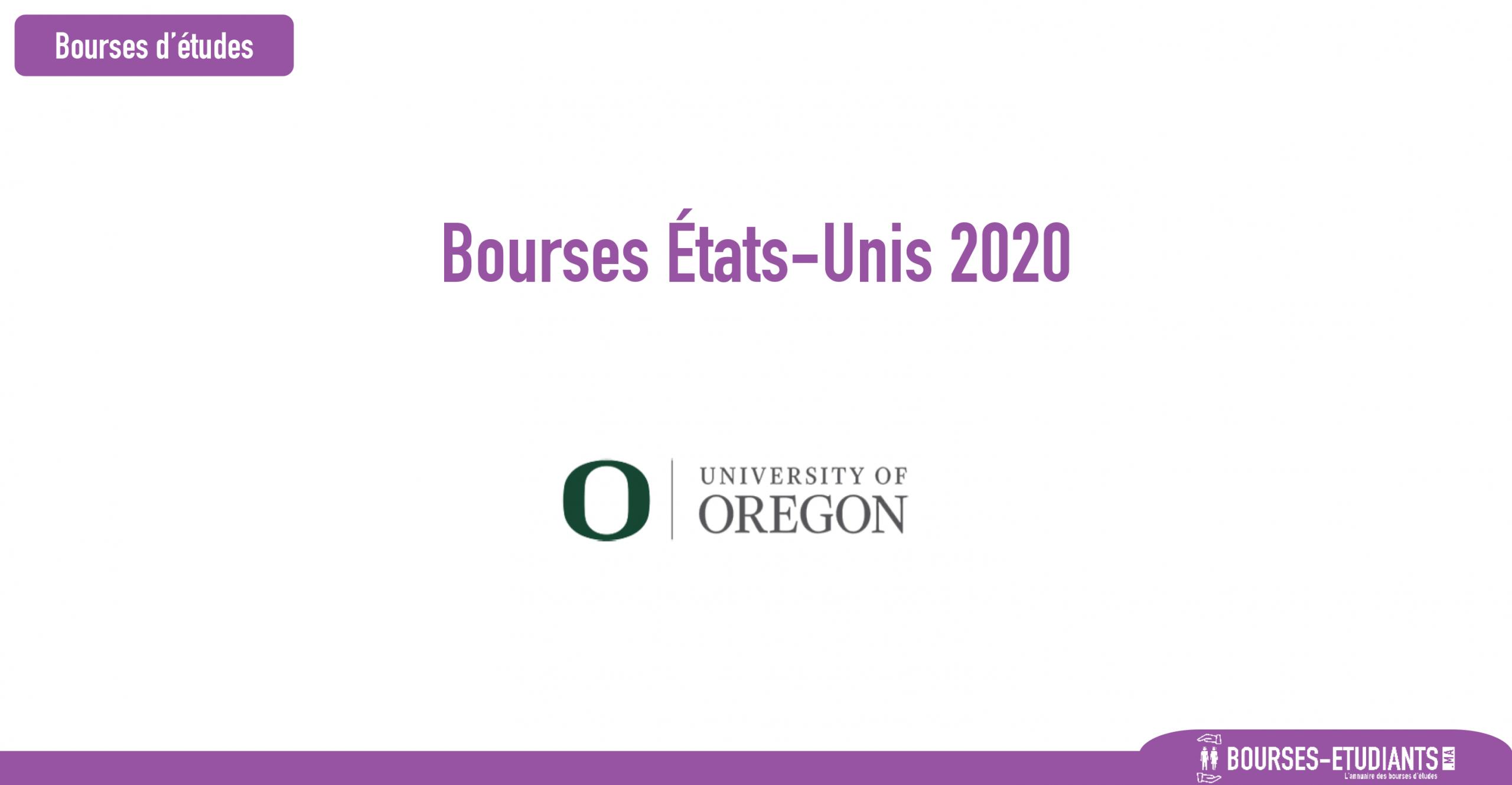 oregon-university-scholarship-2020-usa