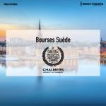 Bourses d'étude Suède
