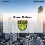 bourse thailande
