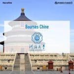 Bourses Chine