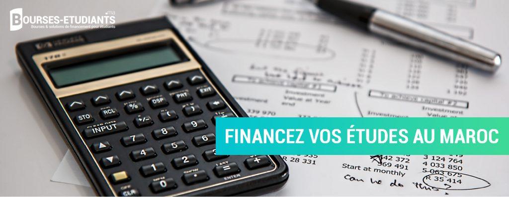 Financement des études au Maroc