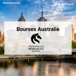 Bourses Australie: The university of newcastle