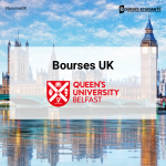 BOURSES UK : QUEEN'S UNIVERSITY BELFAST