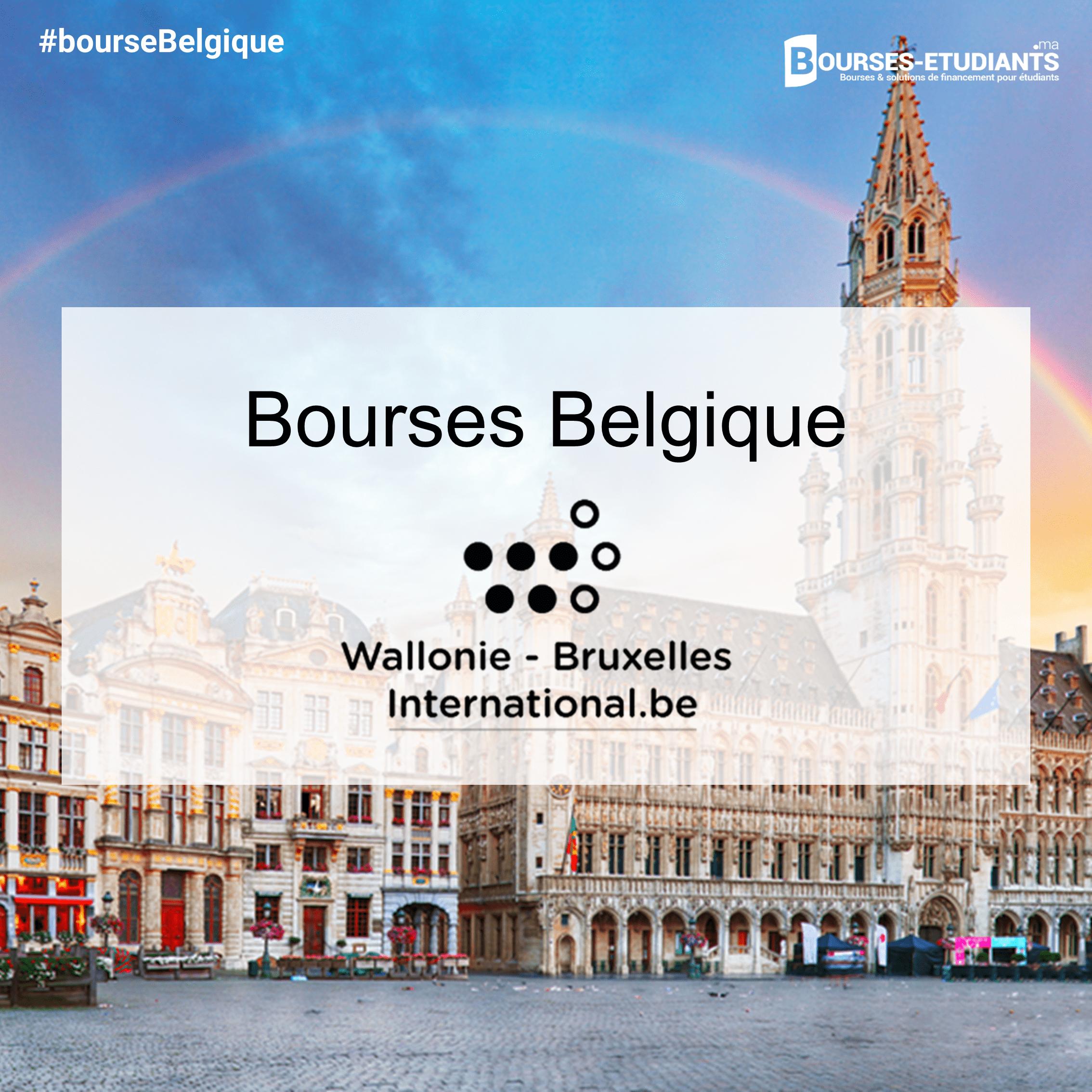 Bourse Belgique 2021