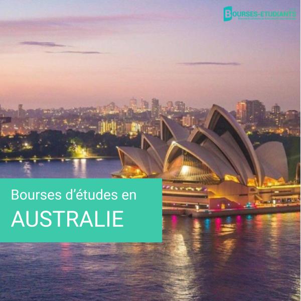 bourses d'études en Australie