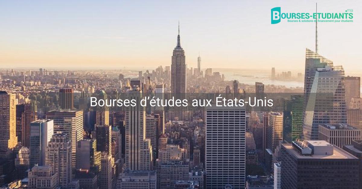 Bourses d'études aux Etats-unis
