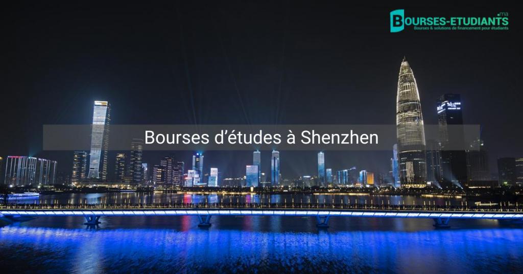 Études à Shenzhen